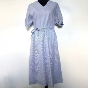 Vintage Nancy Greer Neiman Marcus Size 14 Dress